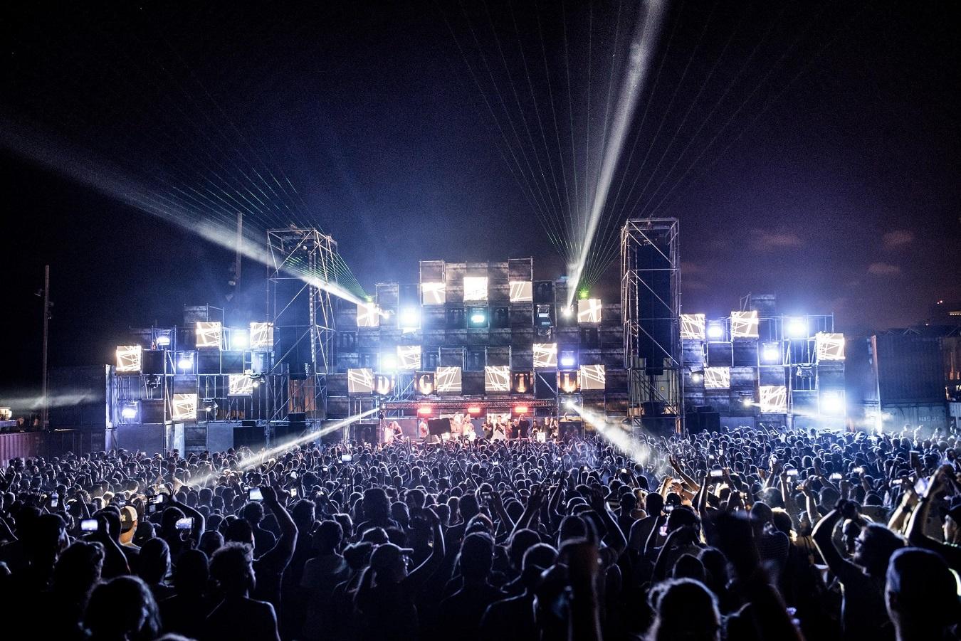 DGTL Barcelona 2016 – Il festival del futuro