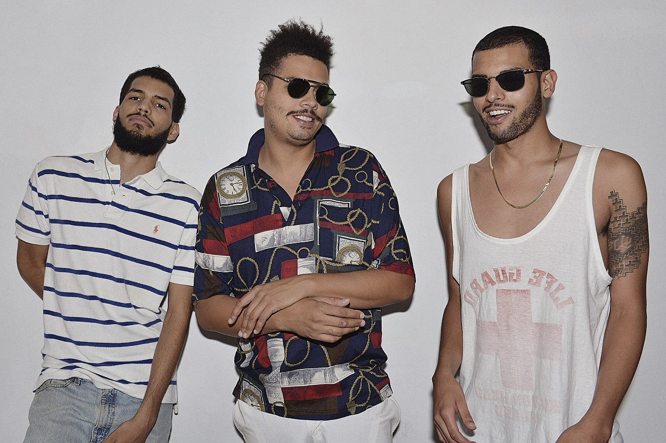 Seth Troxler e Martinez Brothers @ Brunch-In the park