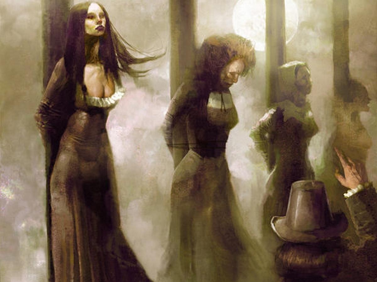 Caccia alle streghe – Il femminicidio sacro