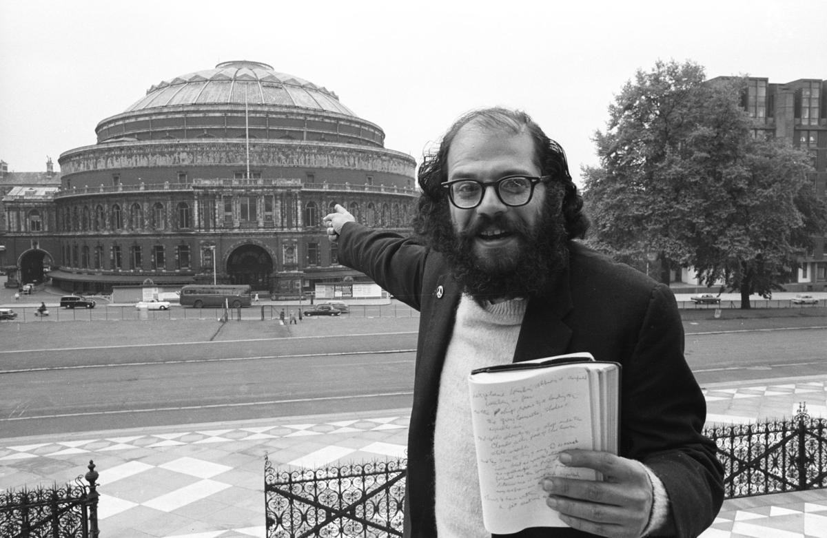 Allen Ginsberg – L'importanza dell'Urlo