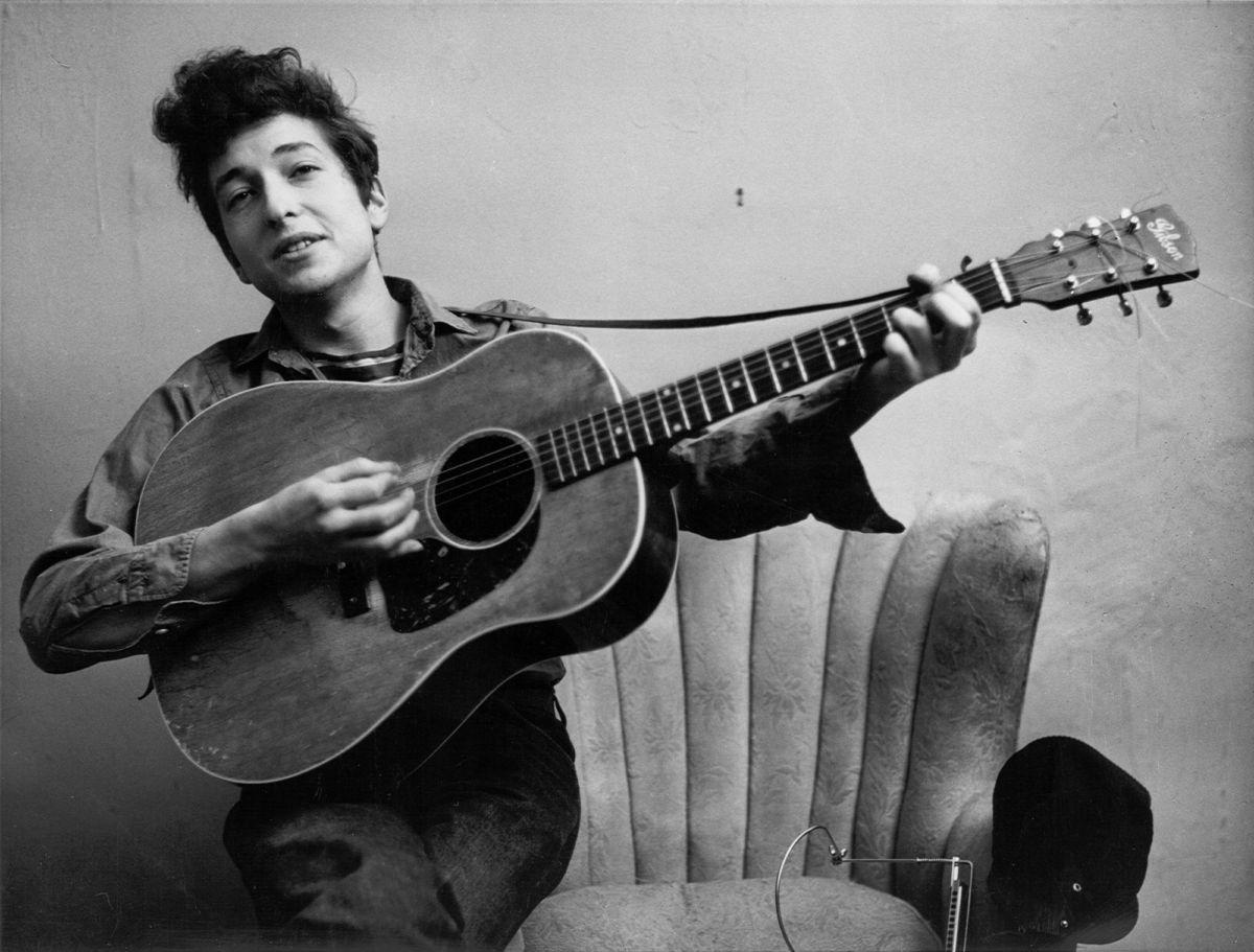 Bob Dylan – Il ribelle del folk che ha vinto il premio Nobel