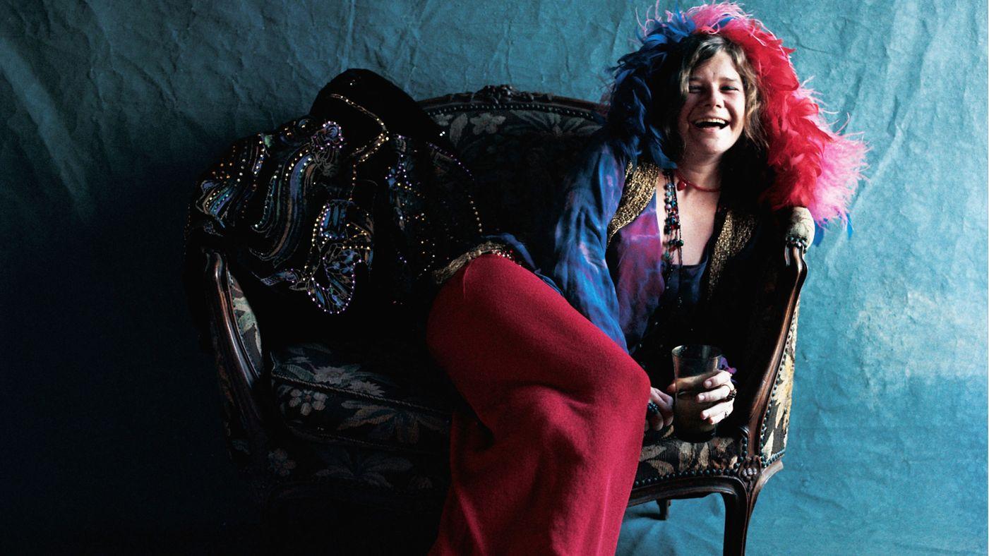 Crazy Diamonds – Il lato oscuro della musica: Janis Joplin