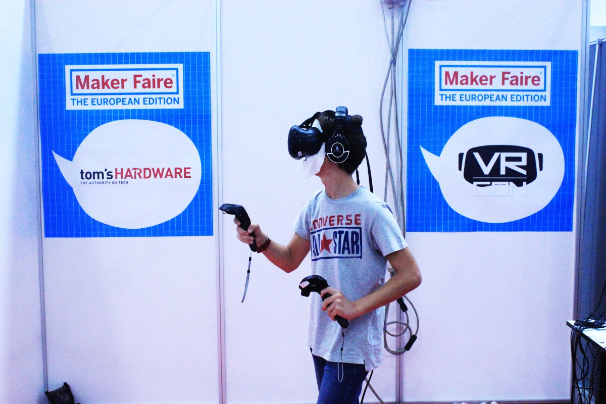 Le cinque migliori invenzioni del Maker Faire di Roma