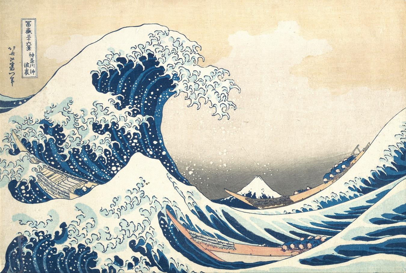 Katsushika Hokusai – Il maestro dell'ukiyoe in mostra a Milano
