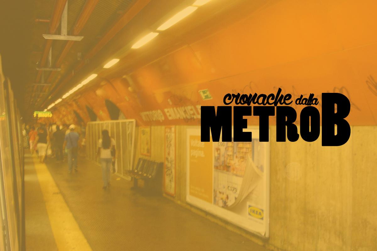 Cronache dalla metro B – Dimitri e la Sindrome di Stoccolma
