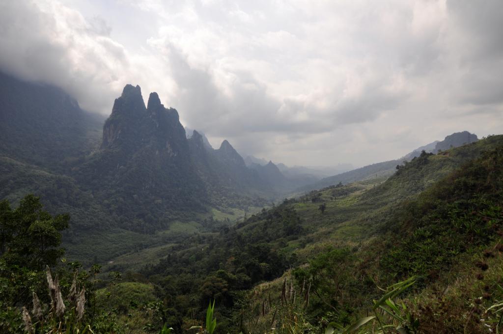 Viaggio in Laos 1
