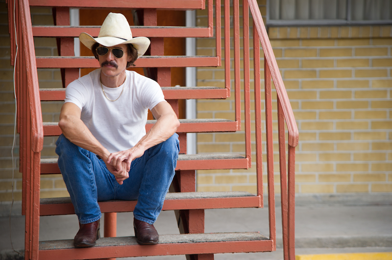 Matthew McConaughey - Dallas Buyers Club