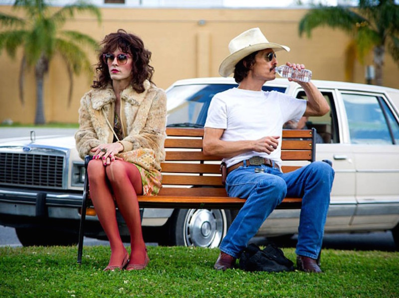 Matthew McConaughey e Jared Leto - Dallas Buyers Club