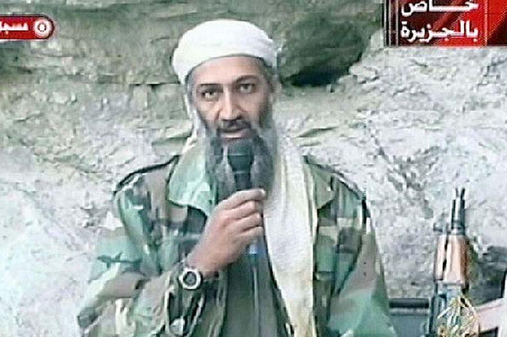 Bin_Laden - Al Qaeda