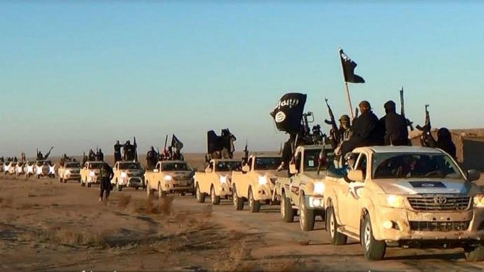 Isis_Army - Al Qaeda