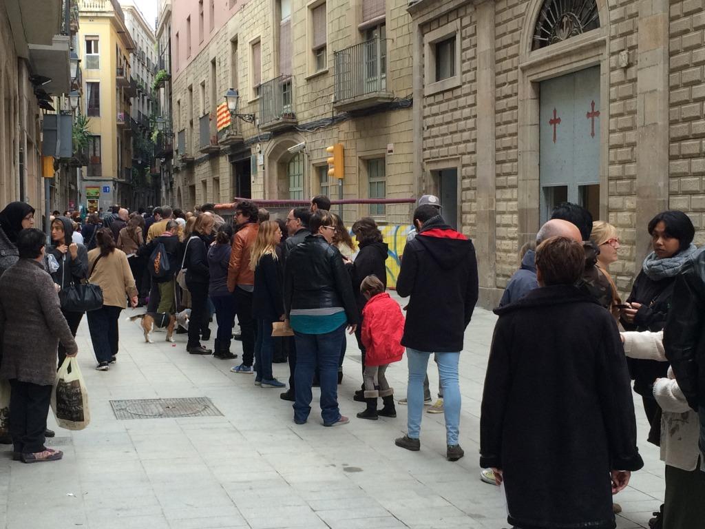 Proceso Partecipazione Catalogna