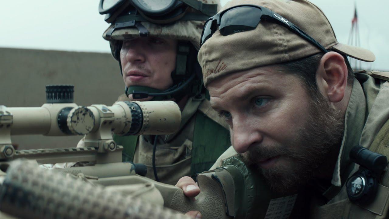 american sniper - Bridley Cooper