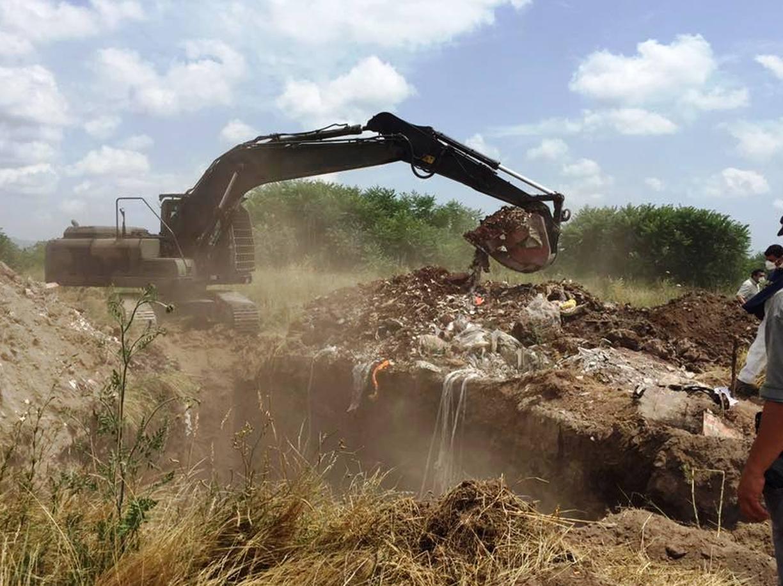 rifiuti tossici - terra dei fuochi