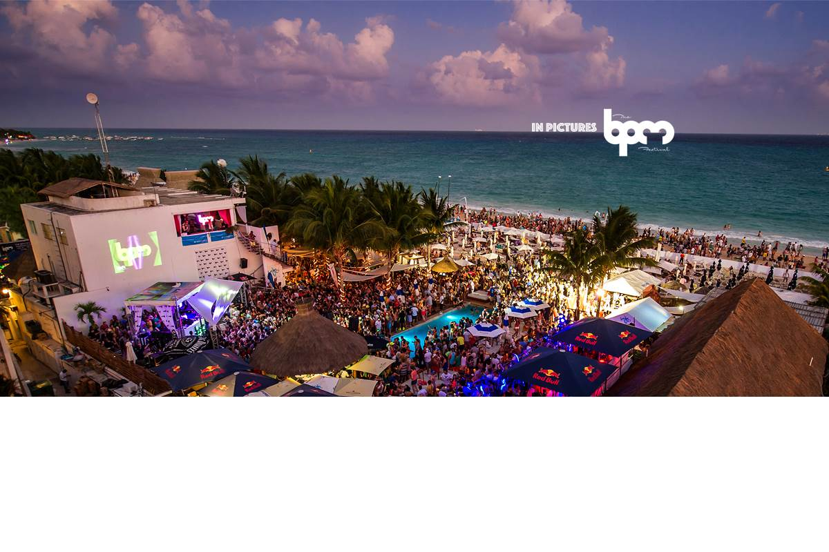2016 edition of BPM Festival