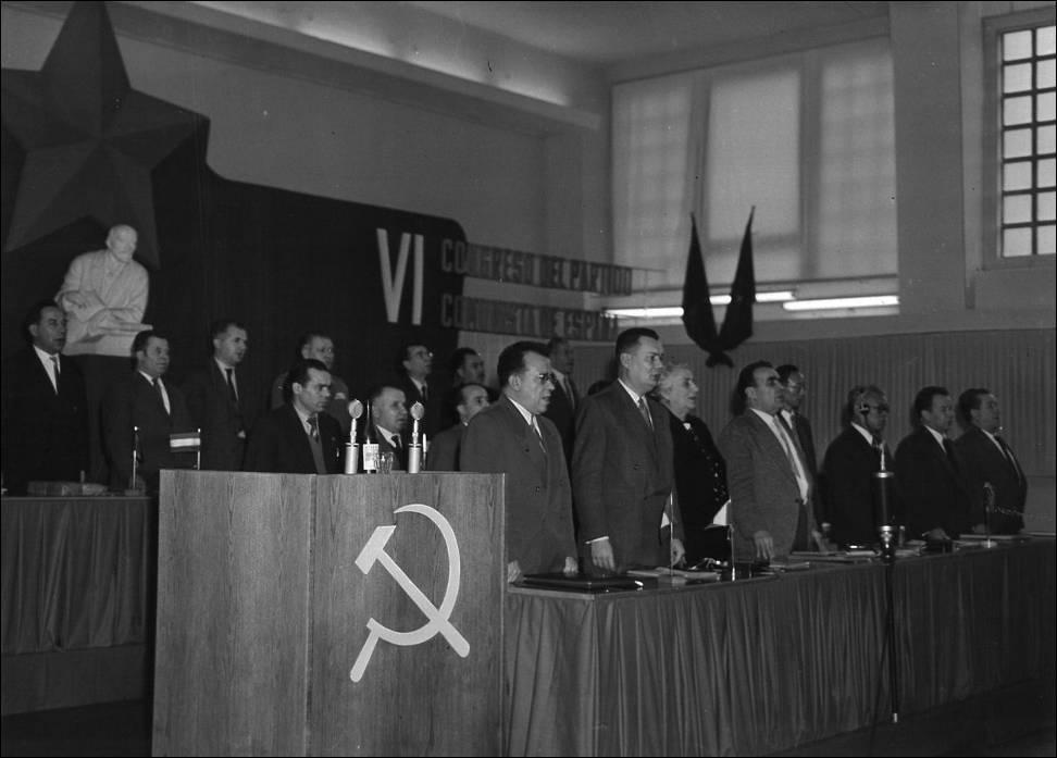 VI Congreso PCE
