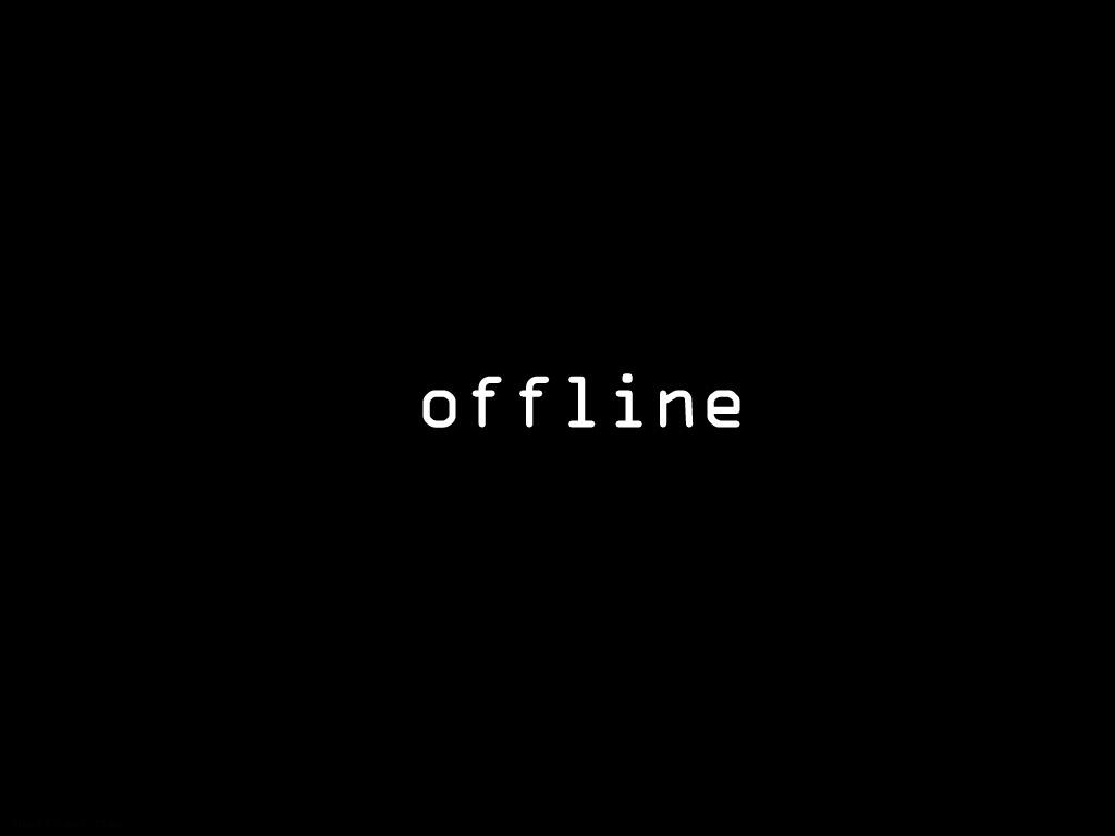 vivere senza Internet