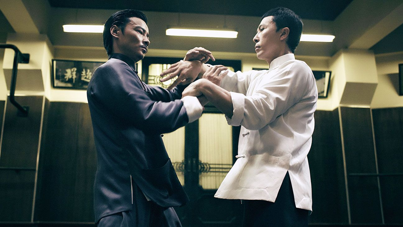 film ip man 3