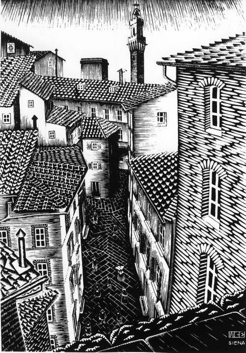 Maurits Cornelis Escher (1)
