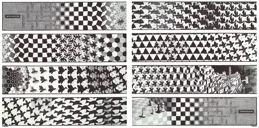 Maurits Cornelis Escher (2)