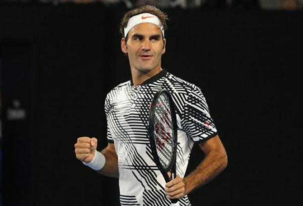 Roger Federer 1