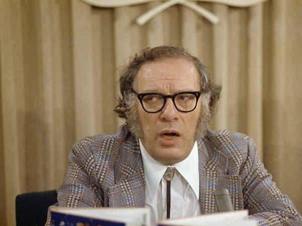 Isaac Asimov 1