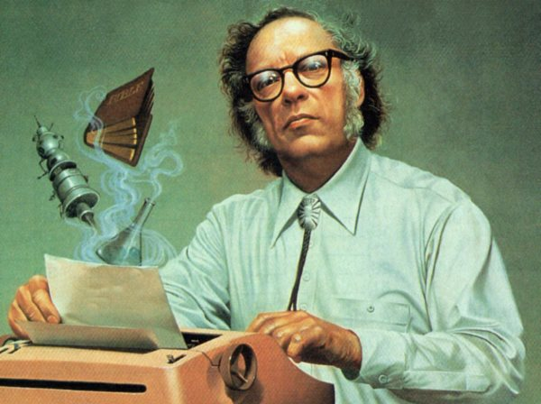 Isaac Asimov 3