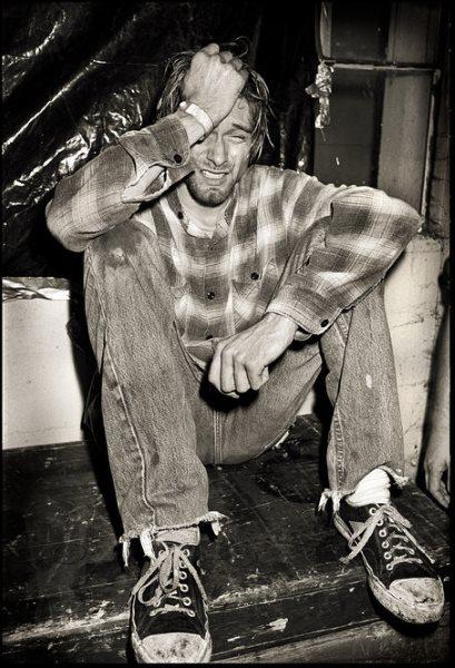 Kurt Cobain 10