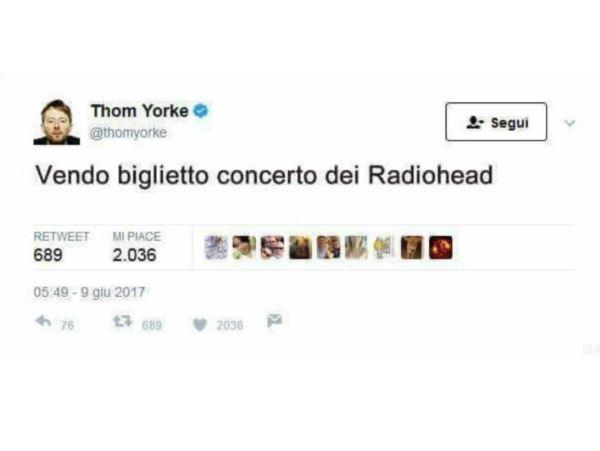 biglietti radiohead 1