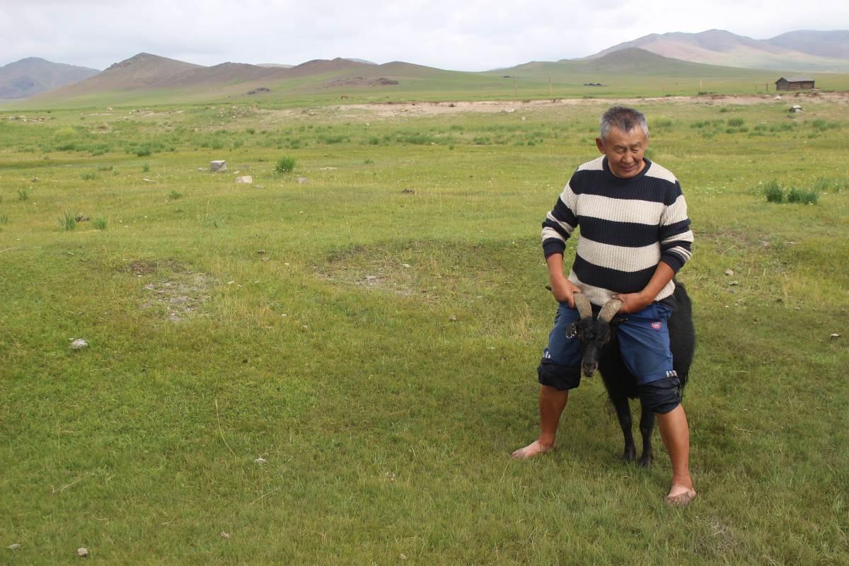 Viaggio in Mongolia 1