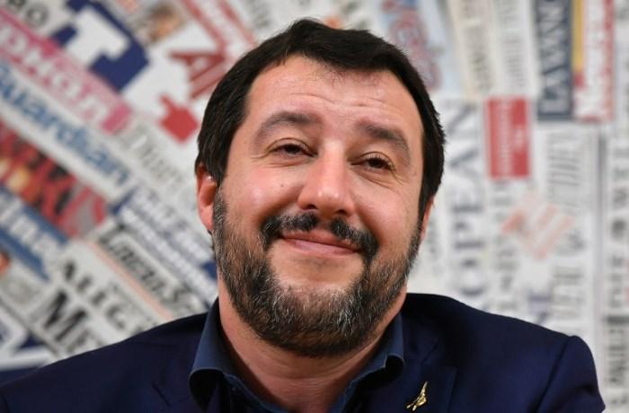 Matteo Salvini 6