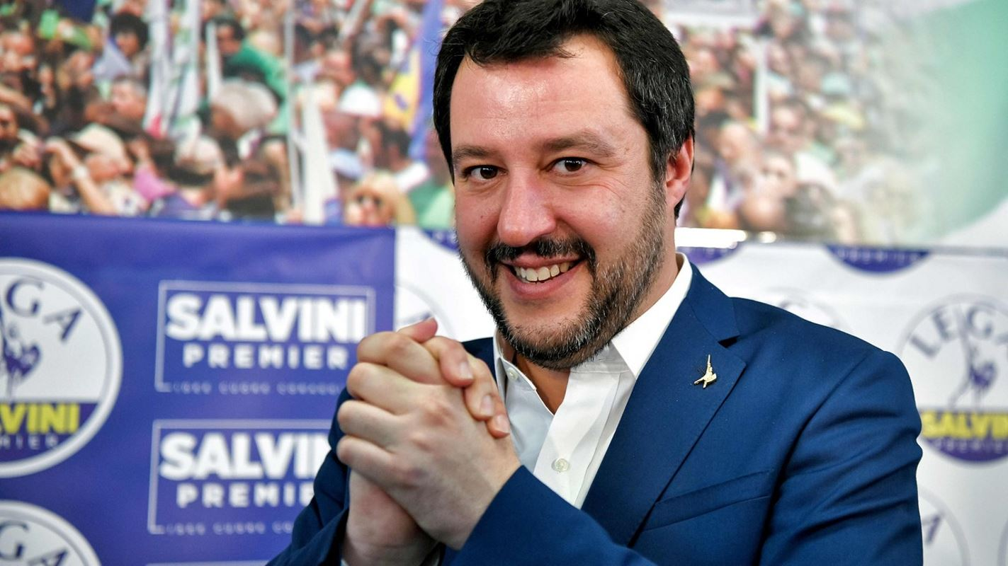 Matteo Salvini è un grande stratega?