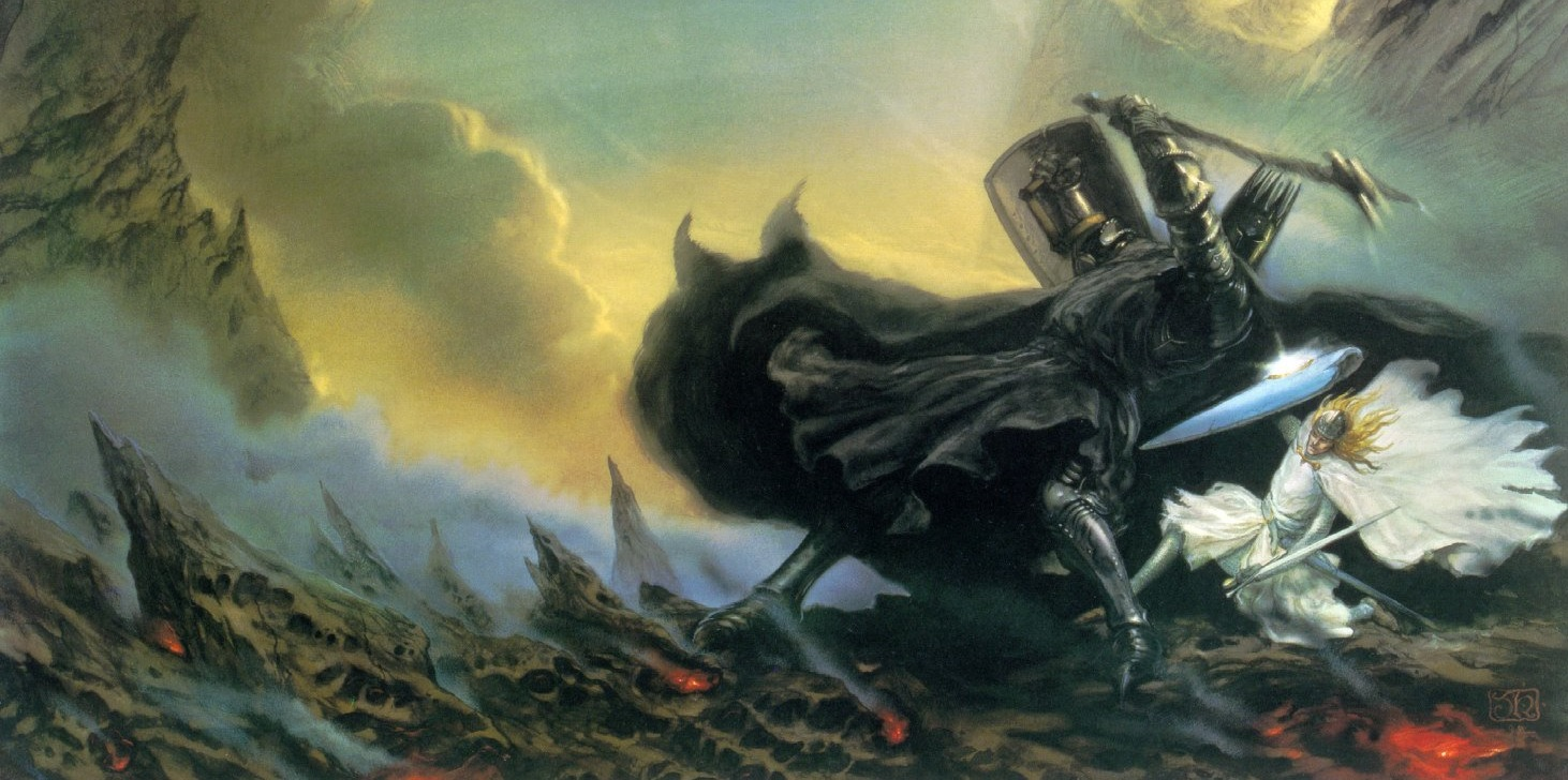 L'eroe di Tolkien: storia di un parricidio